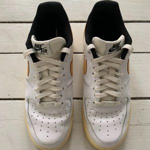 """Nike Air Force 1 low, """"Nike By You"""" unisex W9.5 M8"""